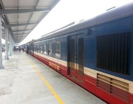 Nhận vé tàu điện tử tại ga: Từ 4 tiếng giảm còn 30 phút
