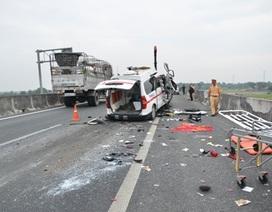 Gần 9.000 người chết vì tai nạn giao thông trong năm 2014