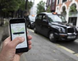 Thanh kiểm tra doanh nghiệp vận tải, lái xe sử dụng Uber