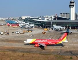 VietJet Air phải hủy chuyến vì chim va vào máy bay