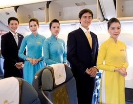 Vietnam Airlines thử nghiệm mẫu đồng phục mới để hành khách góp ý