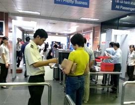 Liên tiếp phát hiện hành khách sử dụng giấy tờ giả đi máy bay