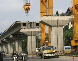 """Dự án đường sắt Cát Linh - Hà Đông """"xê dịch"""" thời gian về đích"""