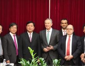 Cựu Thủ tướng Anh Tony Blair quan tâm đến cổ phần hóa Vietnam Airlines