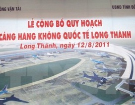 """Cục trưởng Hàng không: """"Sân bay Long Thành không """"đạo"""" thiết kế"""""""