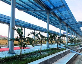 Khánh thành hệ thống nhà ga đường sắt đẹp nhất Việt Nam