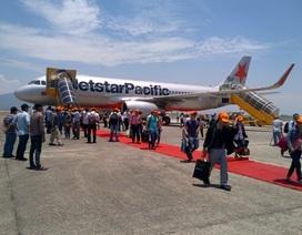 Jetstar Pacific chính thức khai thác đường bay TPHCM - Chu Lai