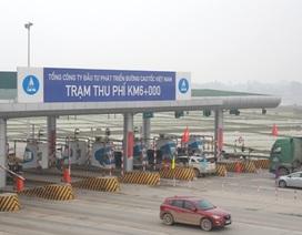 """Bộ GTVT """"giải trình"""" với Thủ tướng về trạm thu phí BOT trên quốc lộ"""