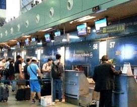 Hành khách được tự in thẻ lên máy bay trong các chuyến bay nội địa