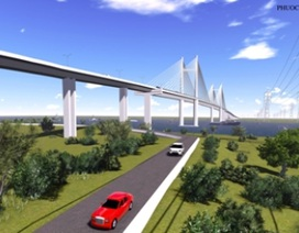 Khởi công xây cầu gần 3.000 tỷ trên cao tốc Bến Lức - Long Thành