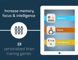 5 ứng dụng di động giúp bạn rèn luyện trí não