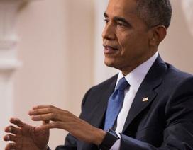Cận cảnh chiếc đồng hồ của tổng thống Mỹ Barack Obama