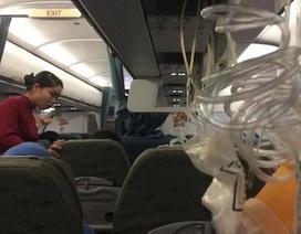Máy bay hạ cánh khẩn nguy: Phi công đặt nhầm mã báo động khủng bố