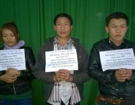 Bắt 3 đối tượng buôn người, giải cứu 3 nạn nhân