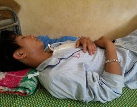 Nghệ An: Nam thanh niên phải nhập viện vì trưởng công an xã ra đòn mạnh tay?
