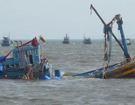 9 ngư dân bị nạn trên biển được tàu nước bạn cứu sống