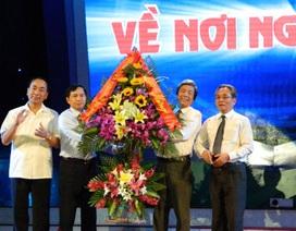 65 năm ngày thành lập Hội Nhà báo Việt Nam: Về nơi nguồn cội