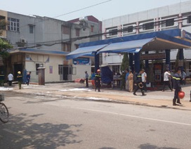 Cháy nổ cửa hàng gas sát cây xăng, 1 người tử vong