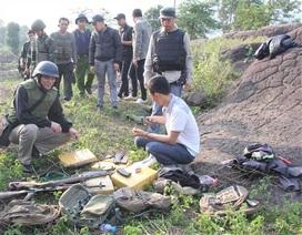 Bộ CA khen thưởng vụ đấu súng tiêu diệt tội phạm ma túy tại Sơn La