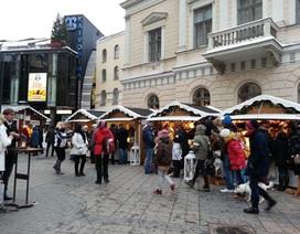 Đi chợ Giáng sinh: Từ Helsinki tới xứ tuyết Järvsöbaden