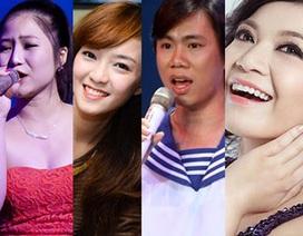 """""""Chat"""" cùng Top 4 Giọng hát Việt trước giờ """"so găng"""" tối nay"""