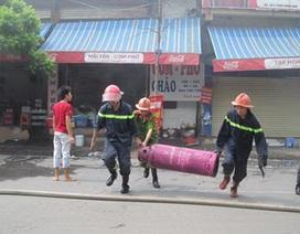 Bài thi văn của một người mẹ gửi lính cứu hỏa