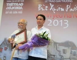 Lễ trao Giải thưởng Bùi Xuân Phái 2013
