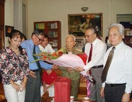 Đại tướng Võ Nguyên Giáp hết lòng với sự nghiệp Khuyến học - khuyến tài