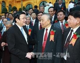 Chủ tịch nước tiếp đại biểu Hội Khuyến học Việt Nam