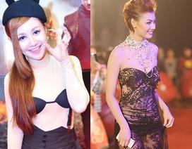 """""""Thời trang gây sốc"""" và phông văn hóa của người đẹp Việt"""