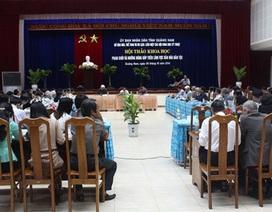 """Hội thảo khoa học về Phan Khôi: """"Người tiên phong"""" trên nhiều lĩnh vực văn hóa"""