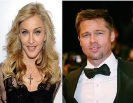 """Madonna xin lỗi Angelina Jolie vì muốn """"gần gũi"""" với Brad Pitt"""