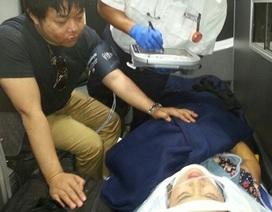 Quang Lê hủy show diễn với Lệ Quyên vì tai nạn giao thông