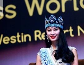"""Chung kết Hoa hậu Thế giới đổi địa điểm vì lo """"bạo động"""""""