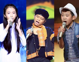 Ba bé xuất sắc nhất Giọng hát Việt nhí nói gì trước chung kết tối nay?