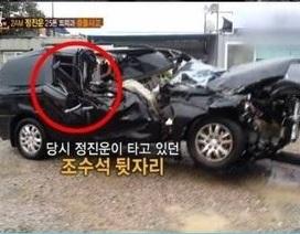 Nam ca sỹ Hàn Quốc bị sốc sau vụ tai nạn