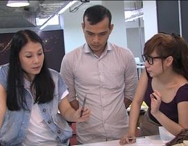 Nhà thiết kế Minh Hạnh luôn đòi hỏi cao ở các bạn trẻ