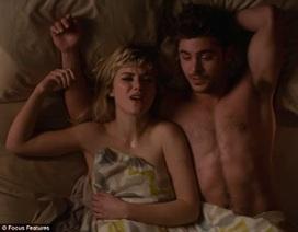 """Sau cai nghiện, Zac Efron """"nóng"""" trong phim mới"""