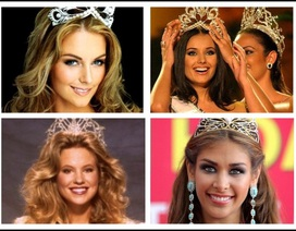 10 hoa hậu hoàn vũ đẹp nhất trong lịch sử