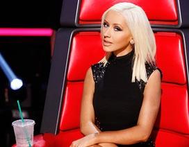 Christina Aguilera gợi cảm hơn sau khi giảm 20kg