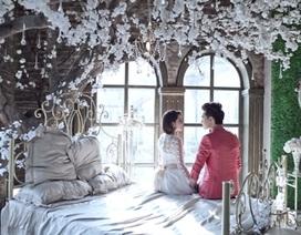 """Bộ ảnh lãng mạn như phim Hàn của cặp đôi """"Gọi Anh"""""""