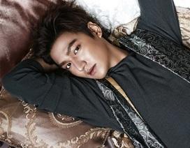 """""""Trai đẹp"""" Lee Min Ho lạnh lùng trong bộ ảnh mùa đông"""