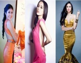 """""""Tam hoa hội tụ"""": Mai Phương Thúy, Diễm Hương, Ngọc Hân"""