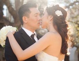 Trọn bộ ảnh cưới chính thức của Ngọc Quyên và bác sỹ Việt kiều Mỹ