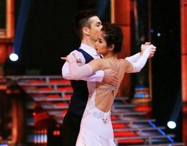 """Vợ Phan Thanh Bình """"chia tay"""" Bước nhảy hoàn vũ trong nước mắt"""