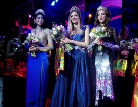 Người đẹp Việt giành giải tại cuộc thi Hoa hậu thể thao thế giới 2014