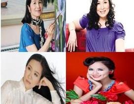 """Bốn """"mỹ nhân"""" tài sắc tuổi ngọ của showbiz Việt"""