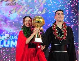Quán quân Bước nhảy hoàn vũ 2013 dự đoán trước chung kết