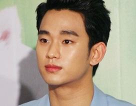 Fans tranh cãi vì mỹ nam Kim Soo Hyun không cười khi đến Việt Nam