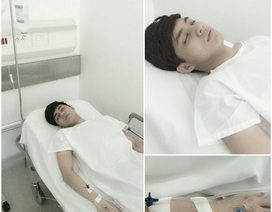 Ca sỹ Noo Phước Thịnh bất ngờ nhập viện
